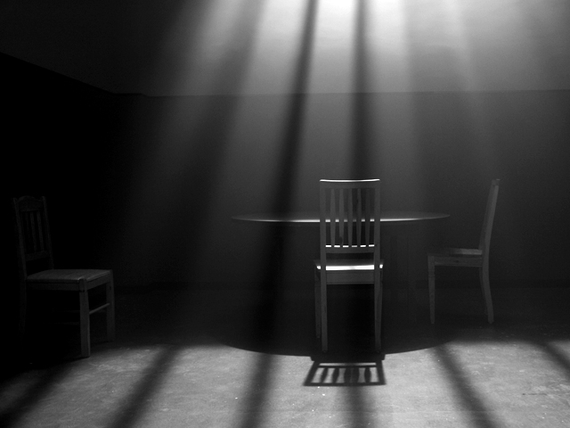 Remake/Szene aus: The man who wasn't there, 2011